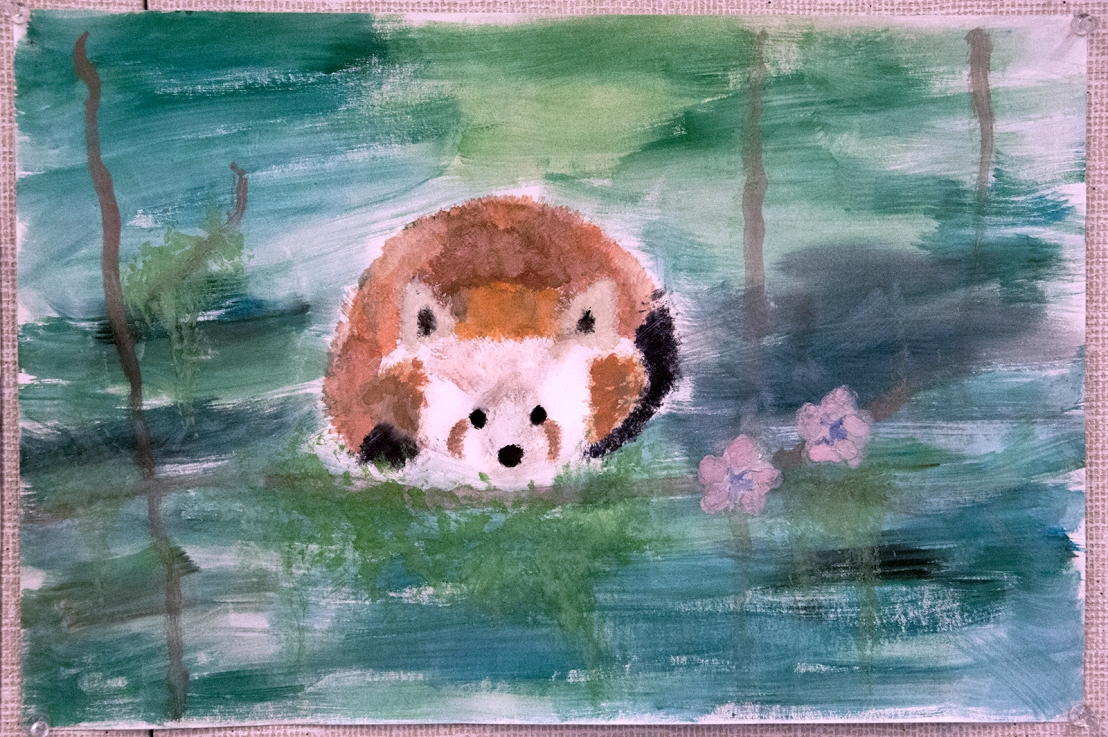 4th Grade – Basic Watercolor Techniques
