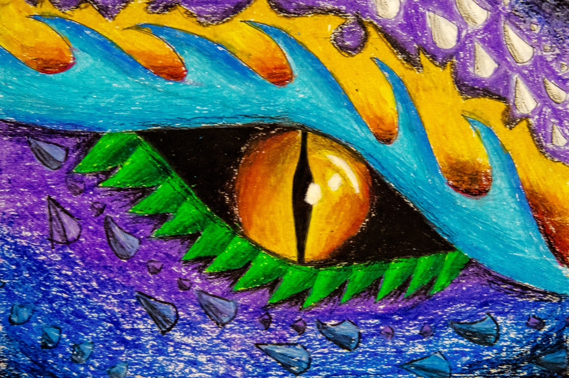 5th Grade – The Eye of the Dragon!