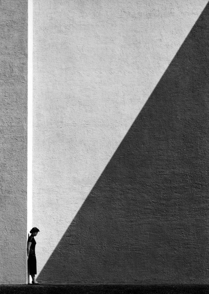 """""""Approaching Shadow"""" (1954) Hong Kong, by Fan Ho"""