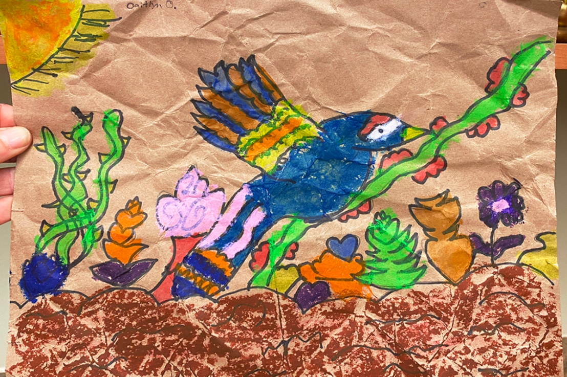 3rd Grade – Mexican AmatePaintings